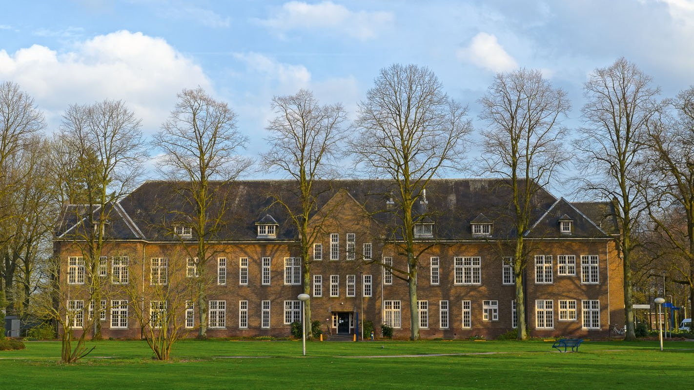 Een gebouw van de Wellen in Apeldoorn