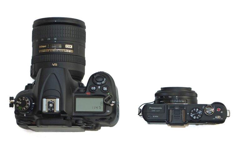 Mijn fototoestellen