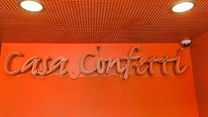 Neon verlichting voor Casa Confetti