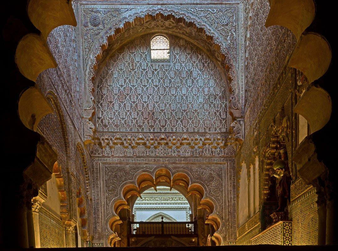 De Mezquita kathedraal van Cordoba