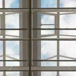 Glas in de architecuur van het Afrika Museum