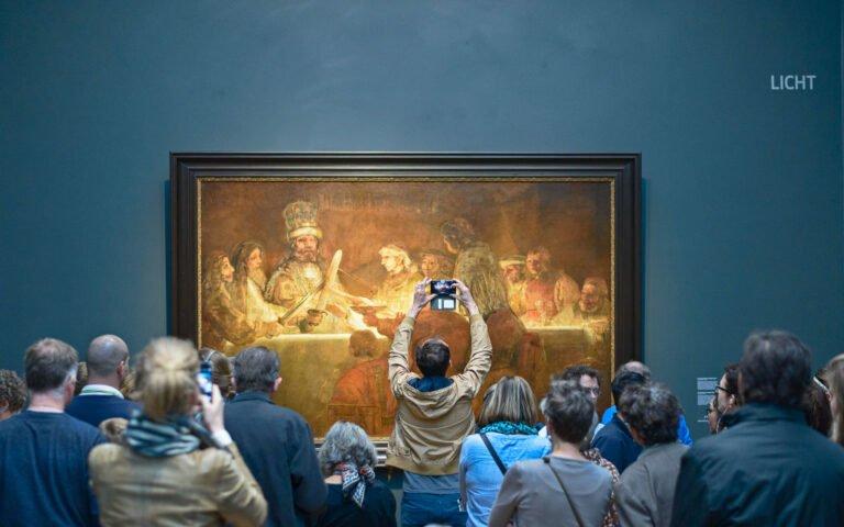 Kunst kijken in het Rijksmuseum